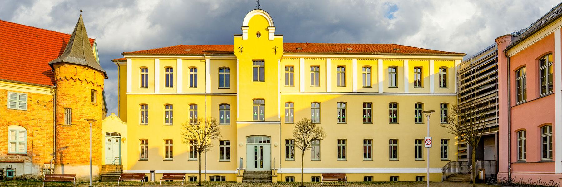 Altstadt - Stadt Bützow
