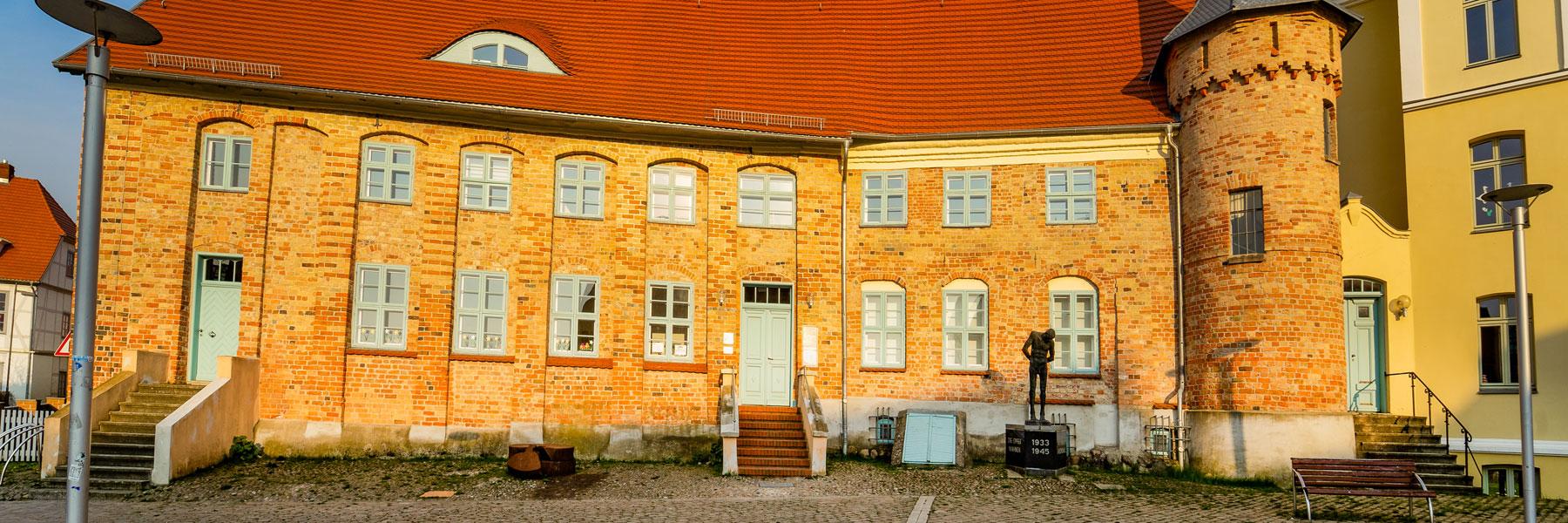 Das Krumme Haus - Stadt Bützow