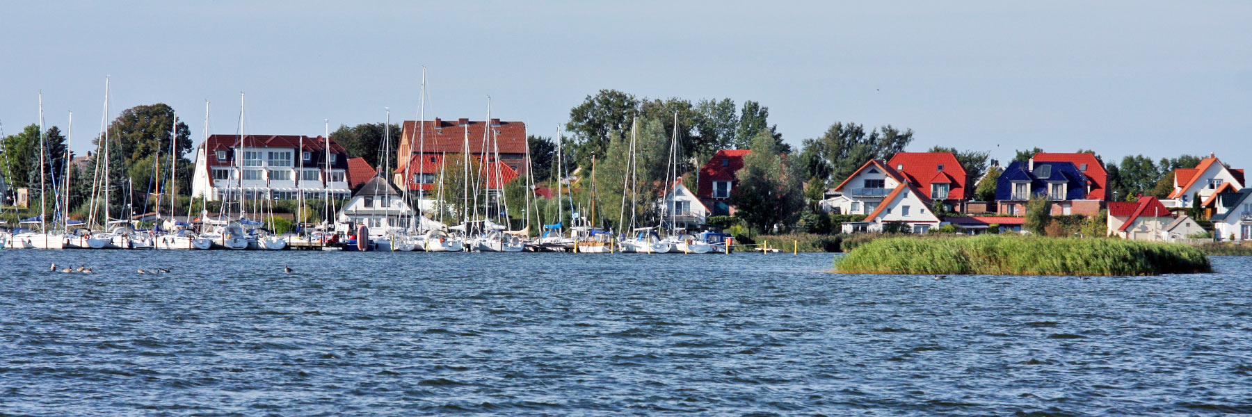 Hafen - Seebad Breege-Juliusruh
