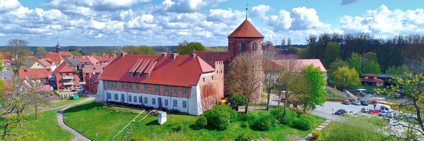 Burg Stadt - Stadtverwaltung Neustadt-Glewe