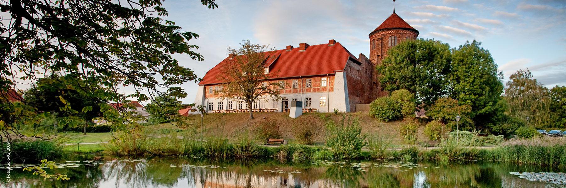 Burg - Stadtverwaltung Neustadt-Glewe