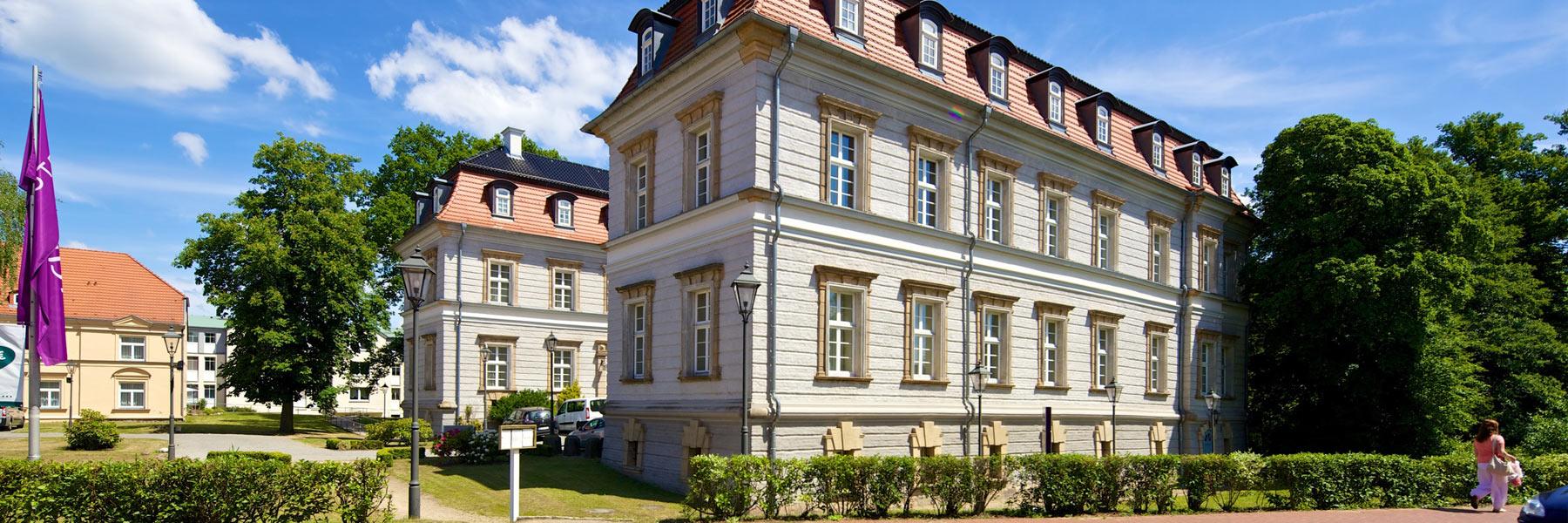 Schloss - Stadtverwaltung Neustadt-Glewe