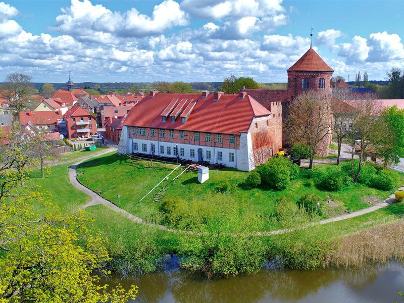 Neustadt-Glewe entdecken