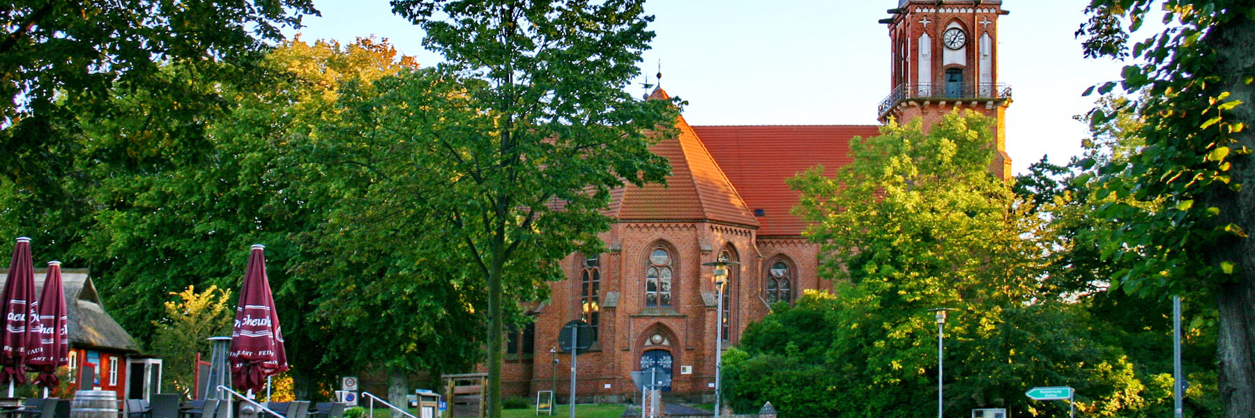 Kirche - Kurverwaltung Ostseebad Wustrow