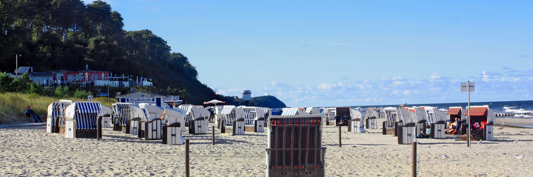 Strand - Seebad Ückeritz