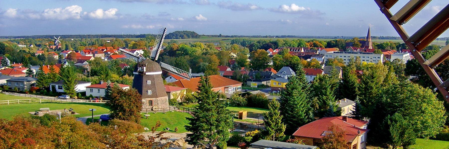 Mühlenberg - Stadt Woldegk