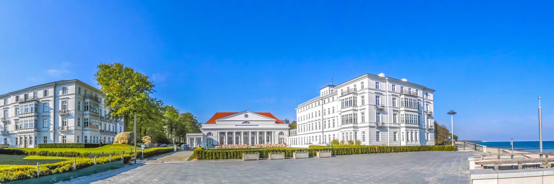 Grand Hotel - Seeheilbad Heiligendamm