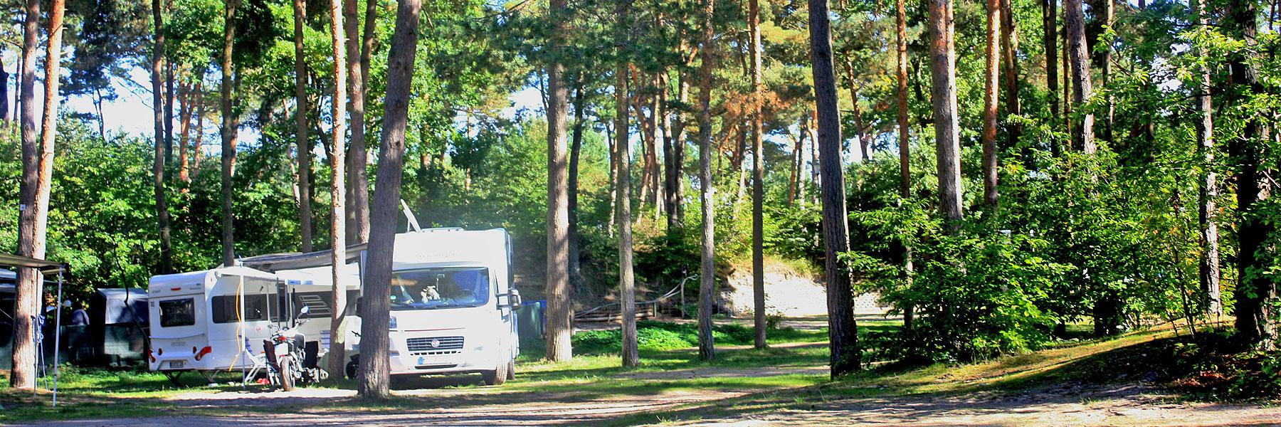 Camping - Ostseebad Karlshagen
