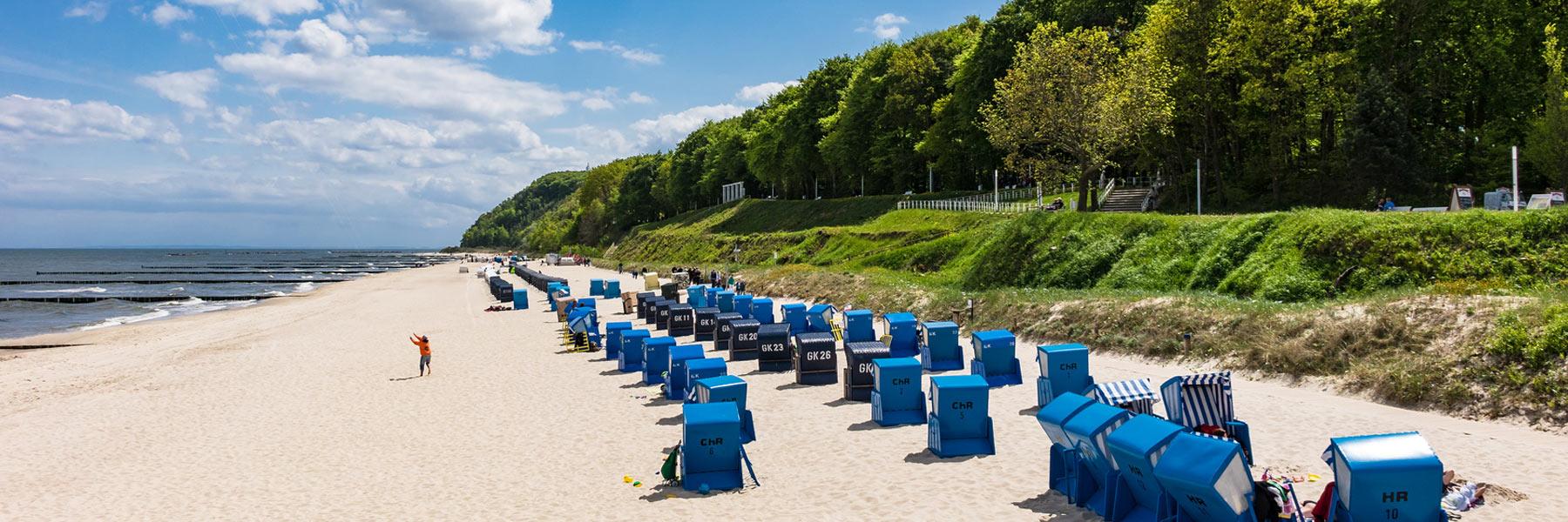 Strand - Ostseebad Koserow