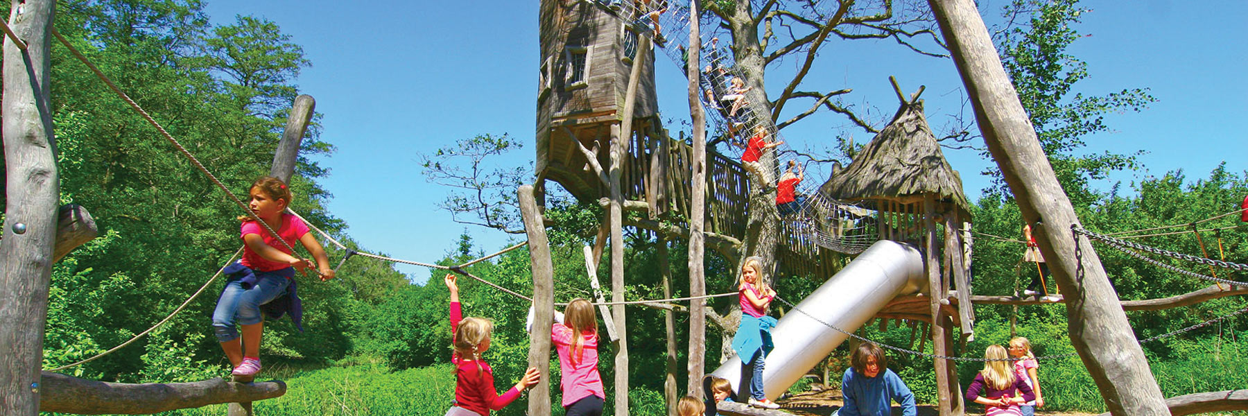 Baumkronenpfad - Vogelpark Marlow gGmbH