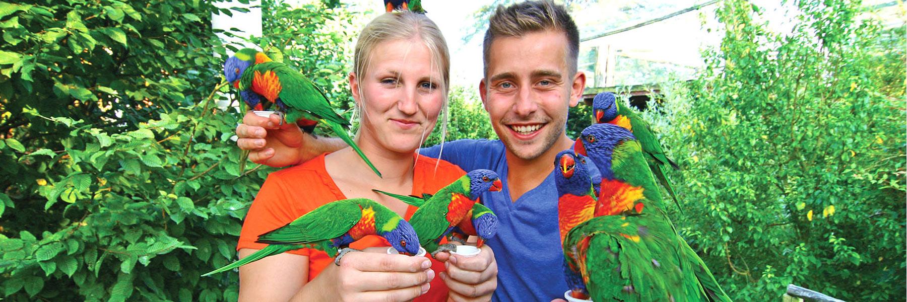 Team - Vogelpark Marlow gGmbH