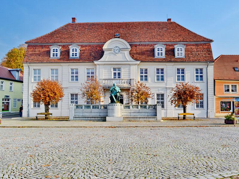 Ansicht vom Fritz-Reuter-Literaturmuseum