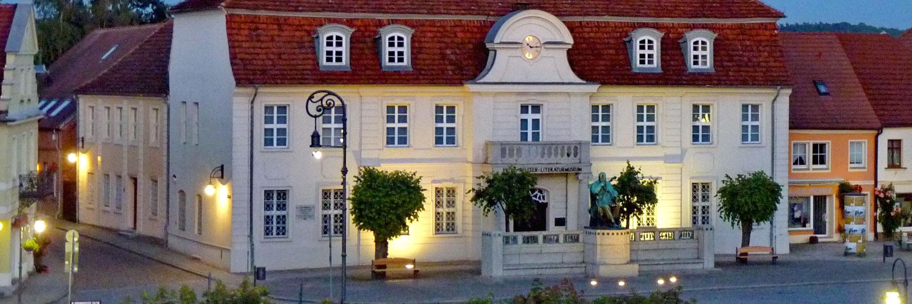 Aussenansicht - Fritz-Reuter-Literaturmuseum