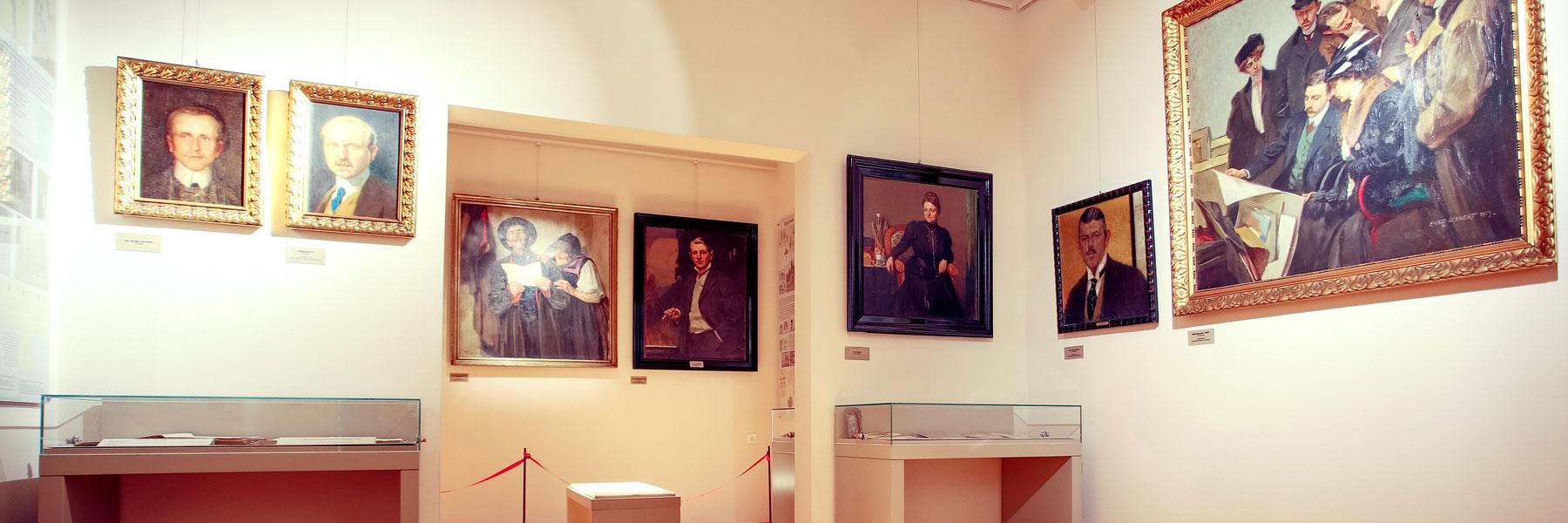 Ausstellung - Fritz-Reuter-Literaturmuseum
