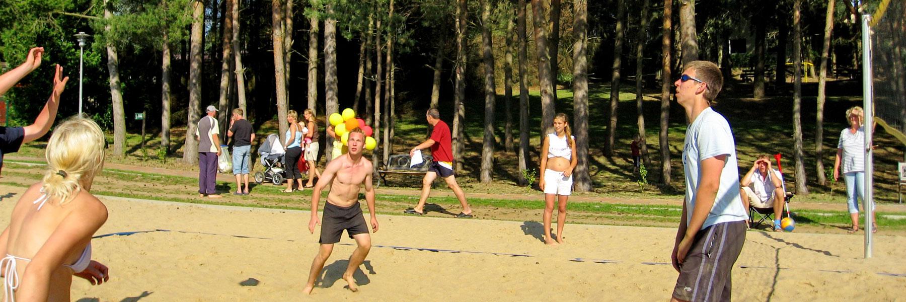 Volleyball - Ferienpark Retgendorf