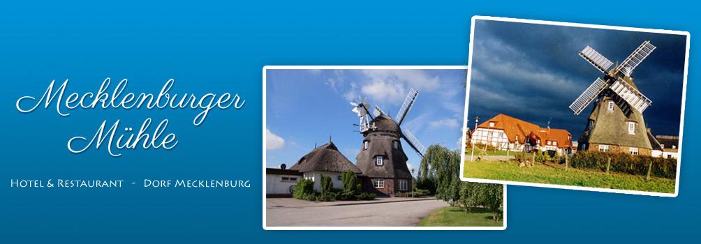 Hotel Restaurant Mecklenburger Muhle Bei Wismar