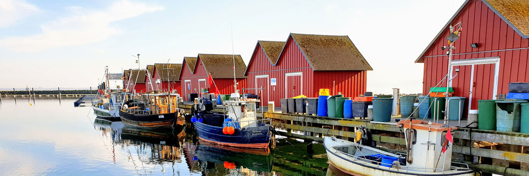 Hafen - Pension Cora