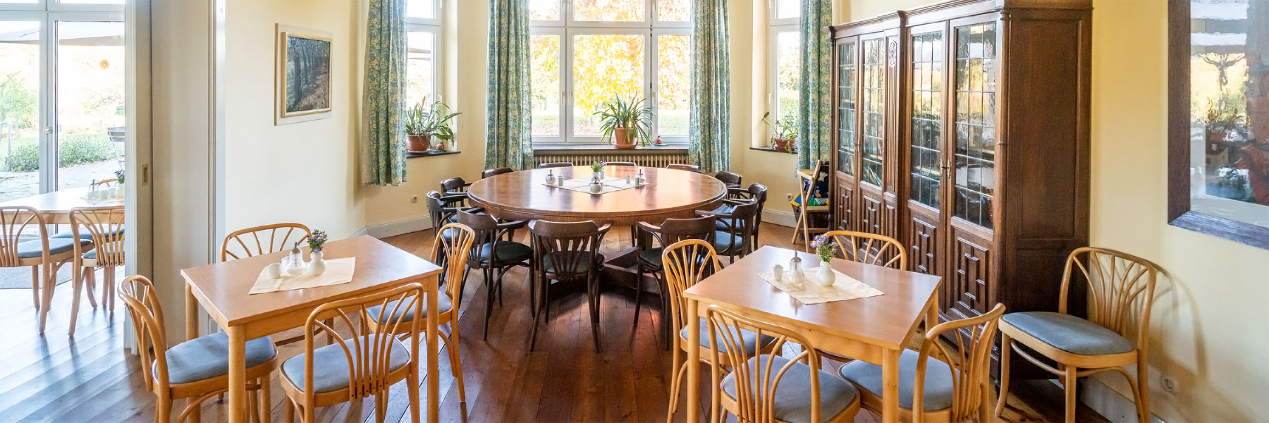 Frühstücksraum - Gutshaus Barkow