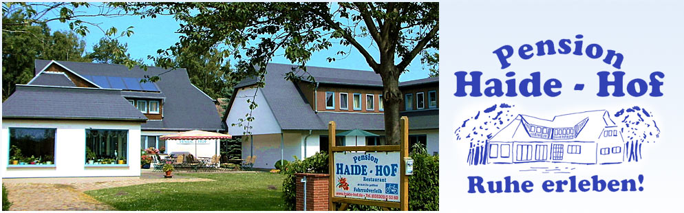 Pension Haide-Hof