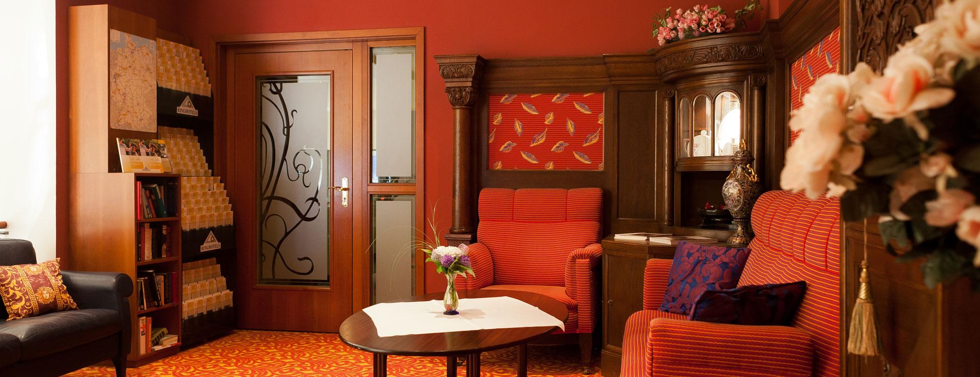 Foyer - Ringhotel Strandblick