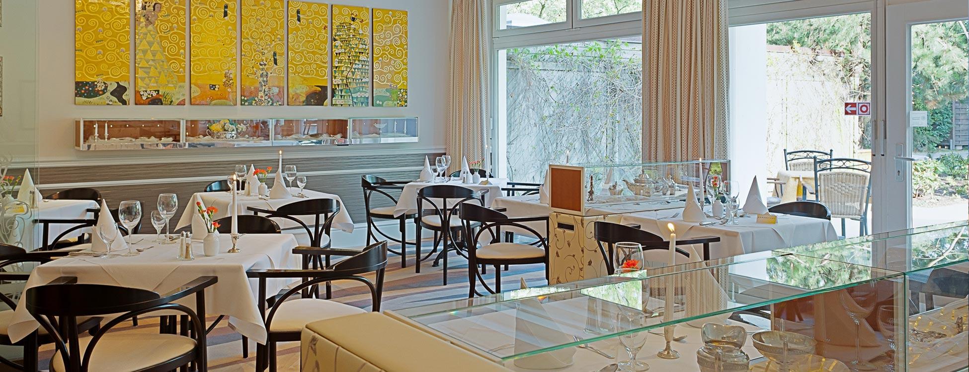 Restaurant - Ringhotel Strandblick