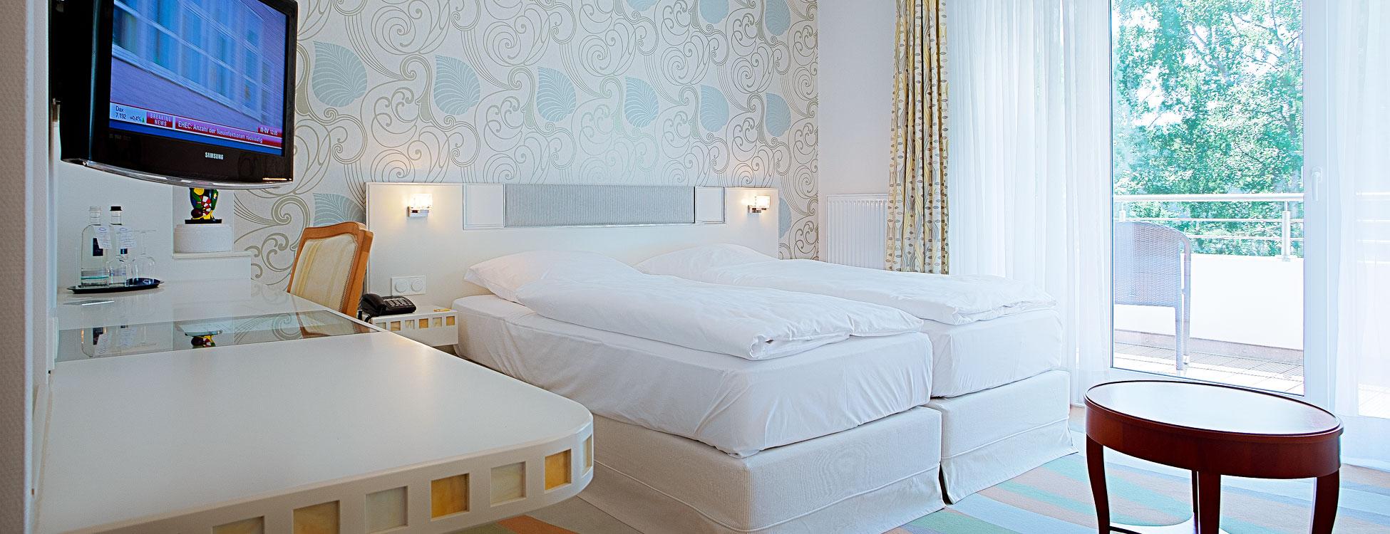 Zimmer - Ringhotel Strandblick