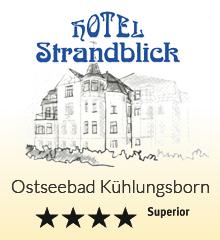 Logo Ringhotel Strandblick