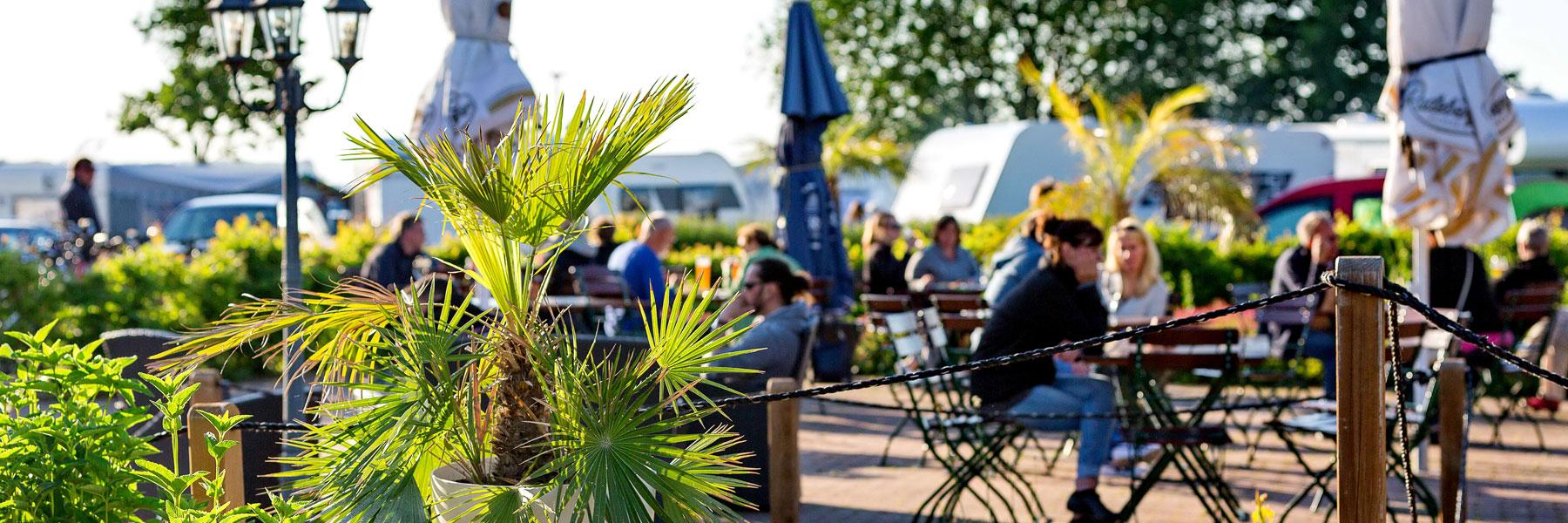 Restaurant - Ostseecamping Ferienpark Zierow KG