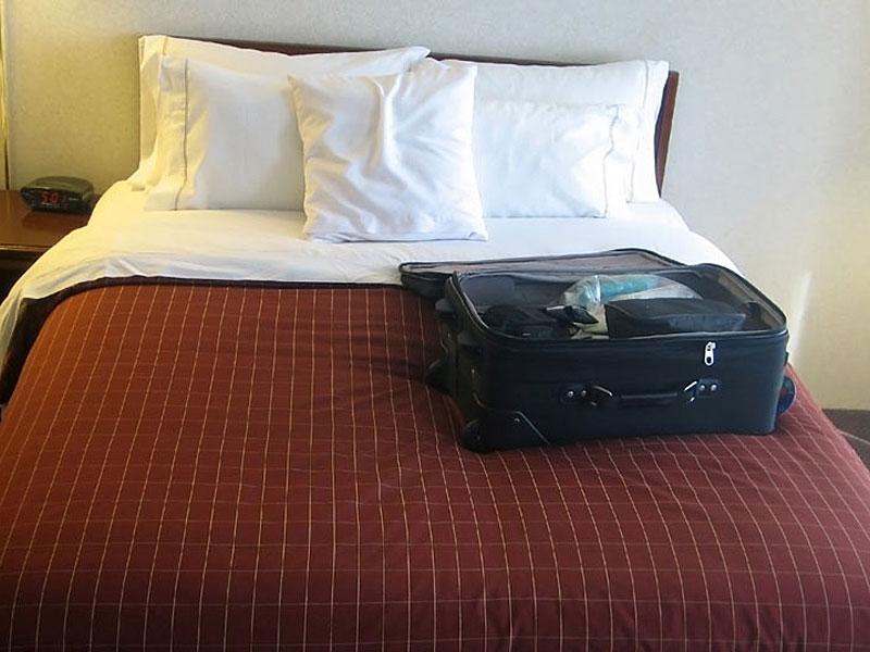 Doppelzimmer im Hotel Johannesruh