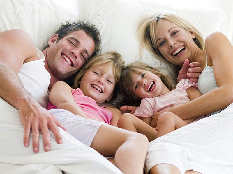 Familiensuite im Hotel Johannesruh