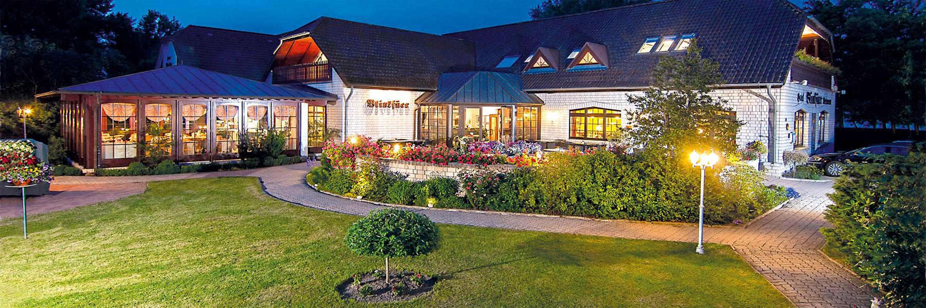 Abendstimmung - ****Hotel Blinkfüer