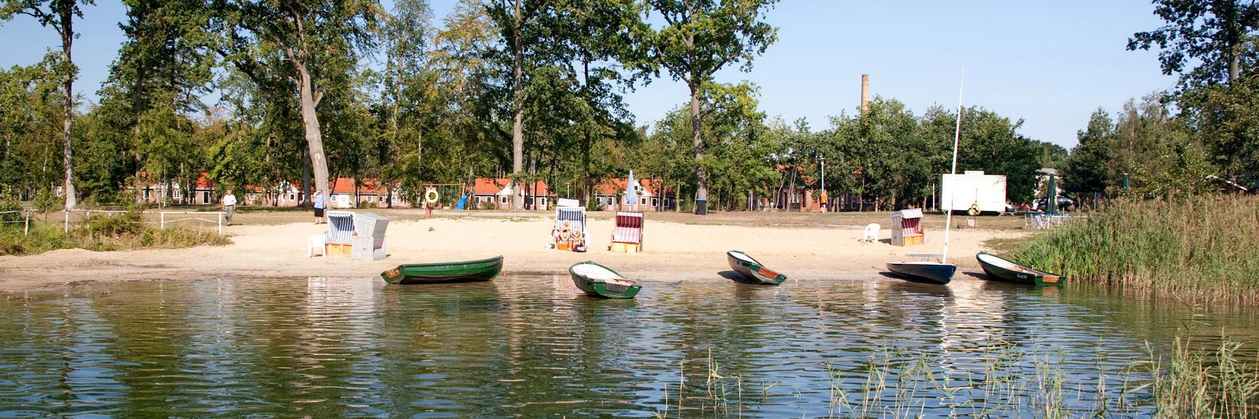 Strand - Ferienhausvermietung Buchholz