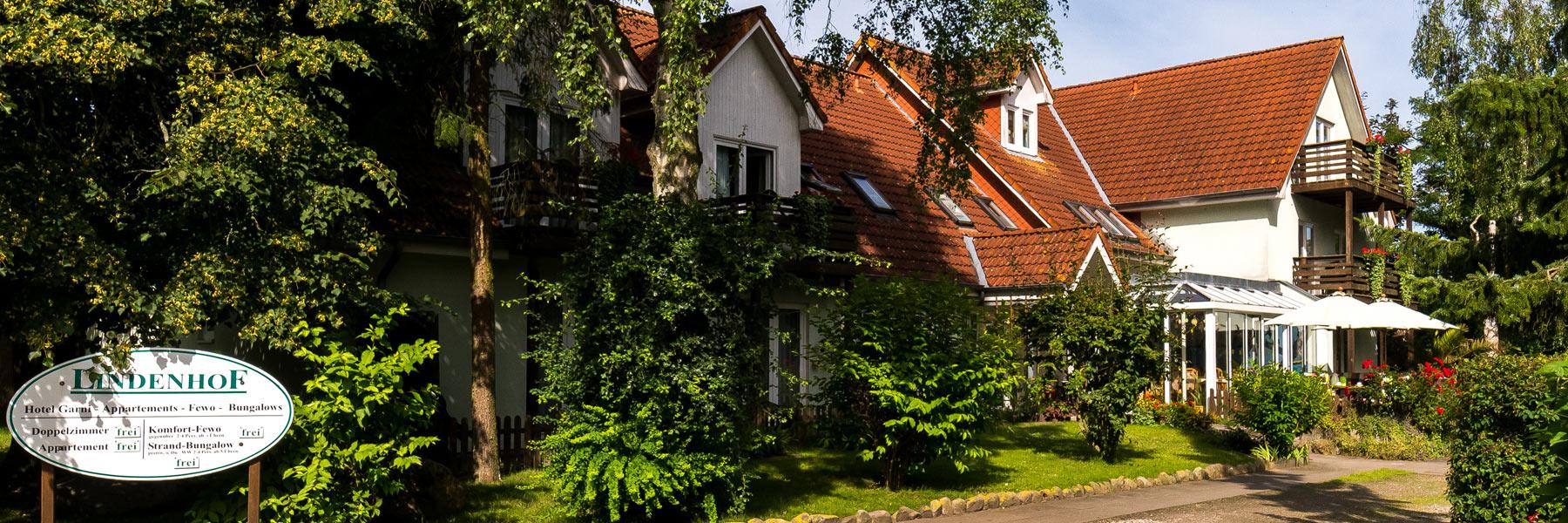 Aussenaufnahme - Lindenhof Pension & Appartements