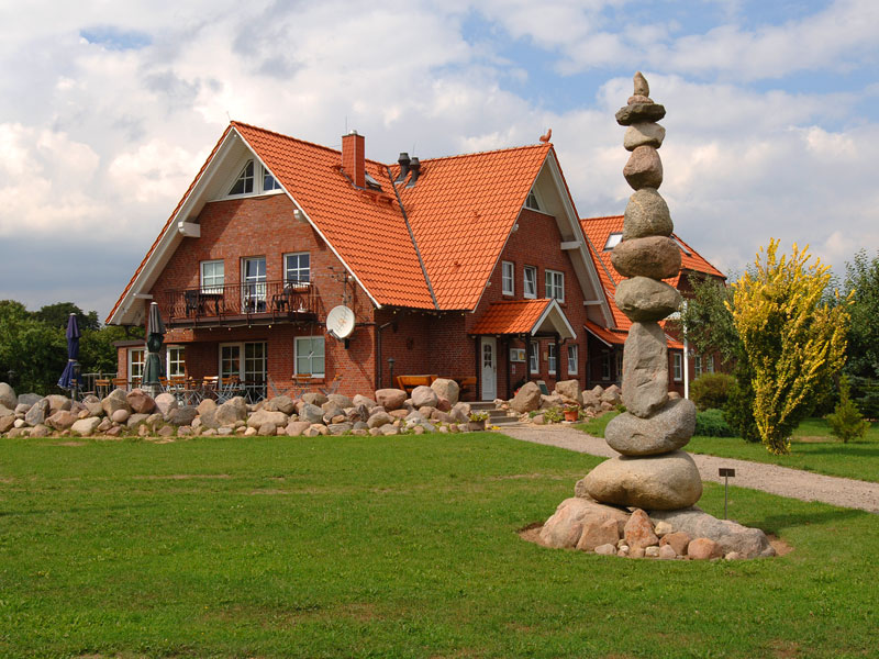 Landhaus Bondzio in Langen Brütz