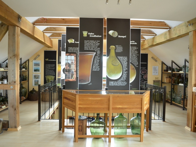 Waldglasmuseum in Langen Brütz