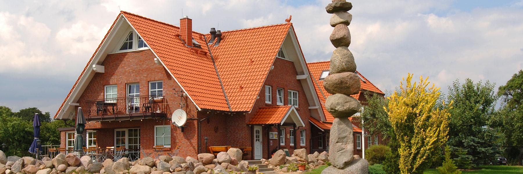 Aussenansicht - Landhaus Bondzio