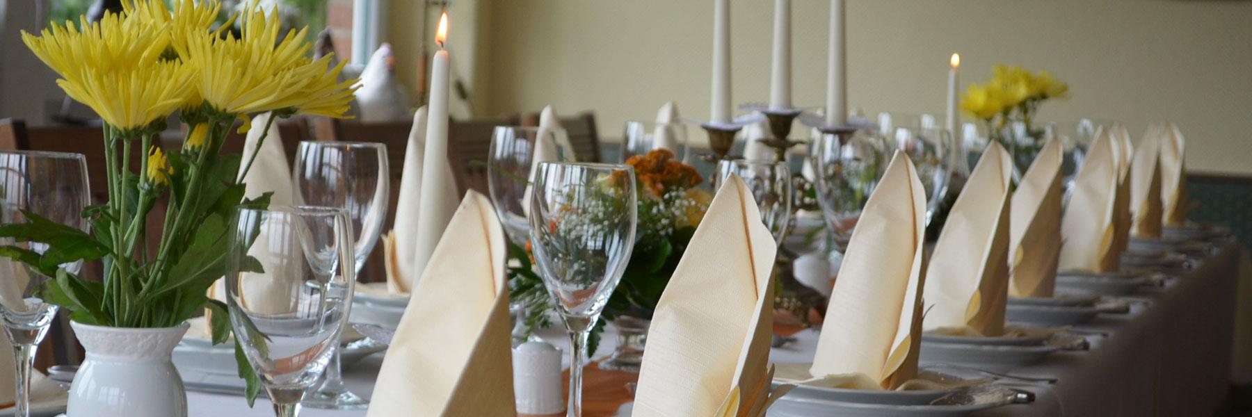 Hochzeit - Landhaus Bondzio