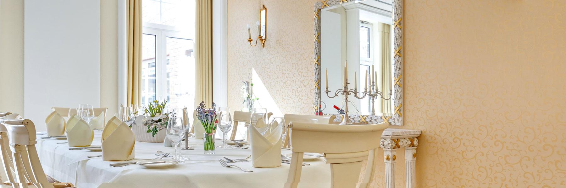 "Restaurant - Hotel ""Erbprinz"""