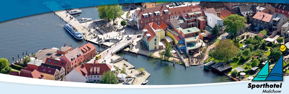 Hafen - Sporthotel Malchow