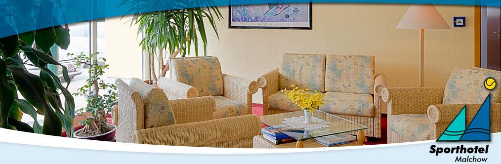 Lounge - Sporthotel Malchow