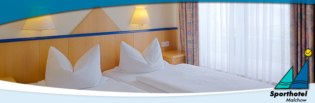 Zimmer2 - Sporthotel Malchow