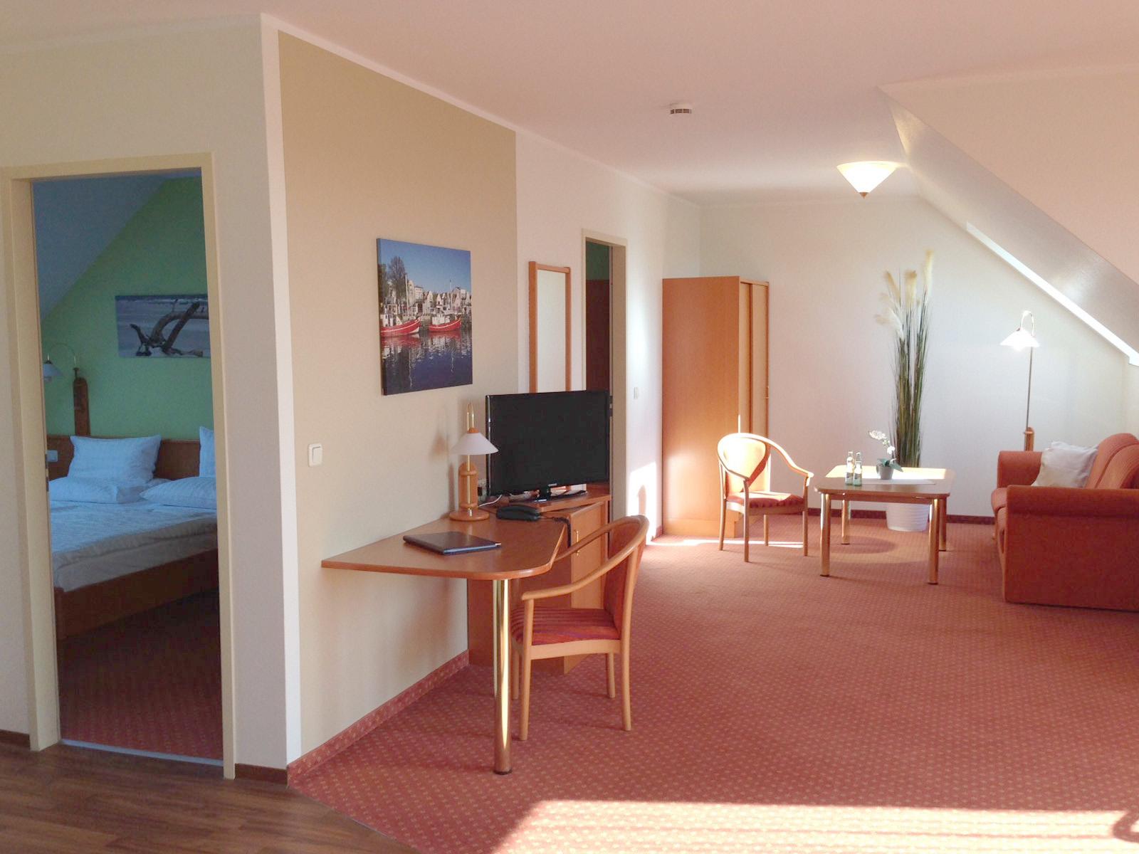 3-Zimmer-Ferienwohnung