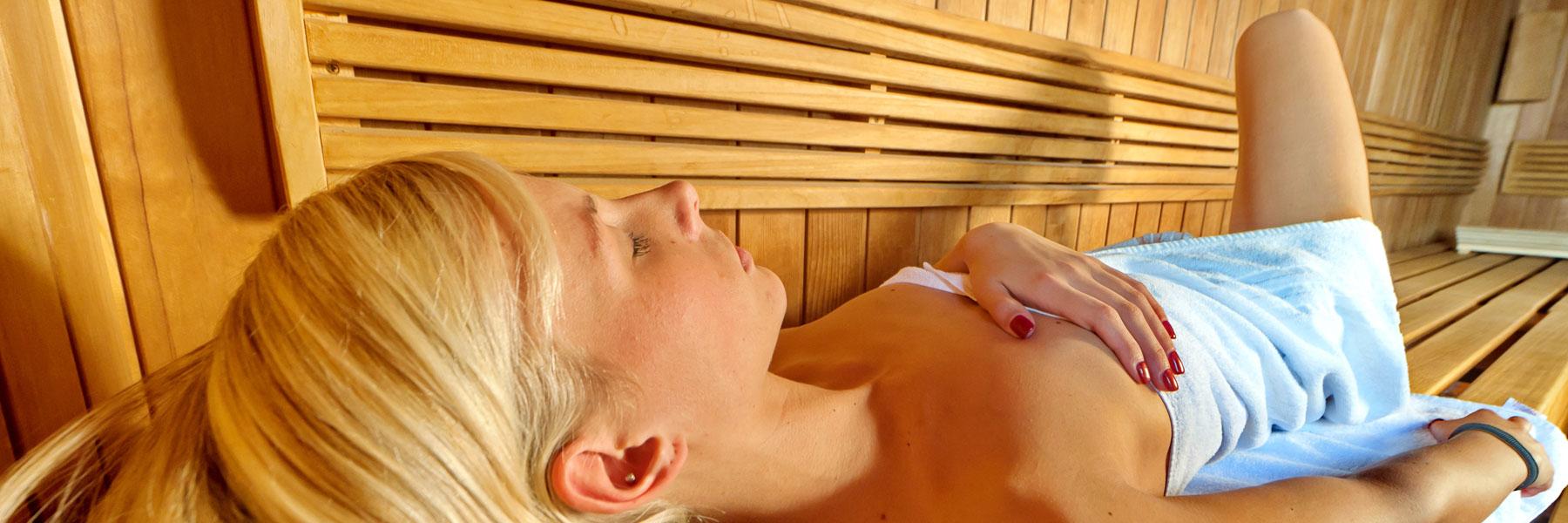 Sauna - Hotel Godewind