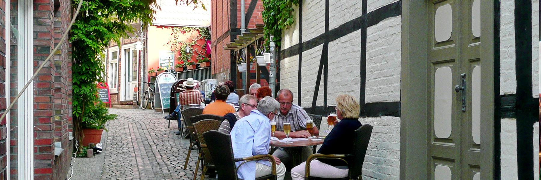 Restaurant Gasse - Zur guten Quelle