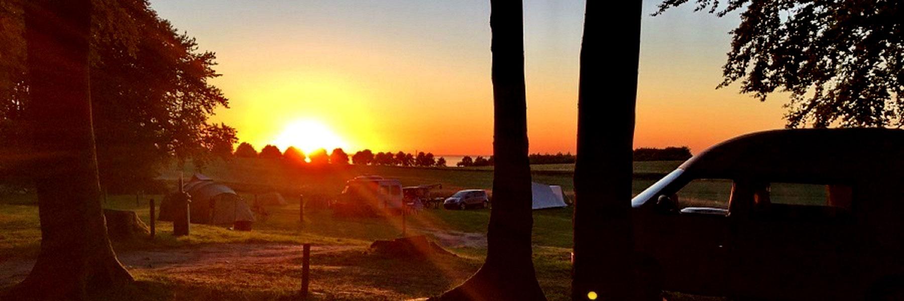Abendsonne - Krüger Naturcamping