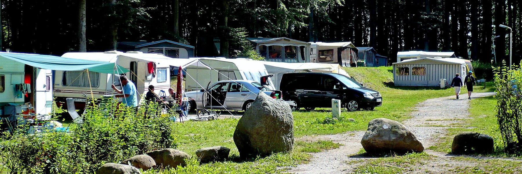 Campingplatz - Krüger Naturcamping