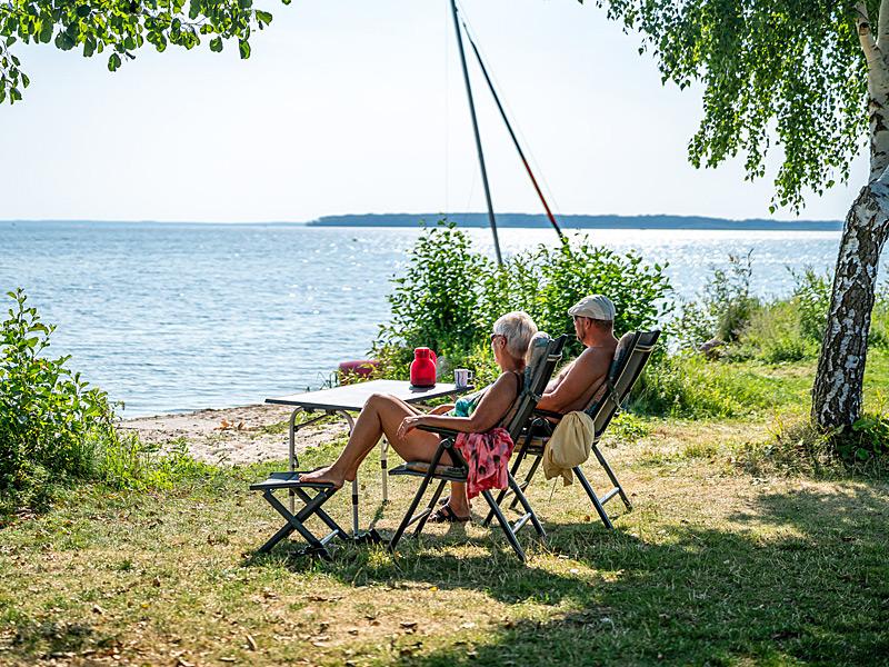 Campingplätze Nitschow und Hirschberg