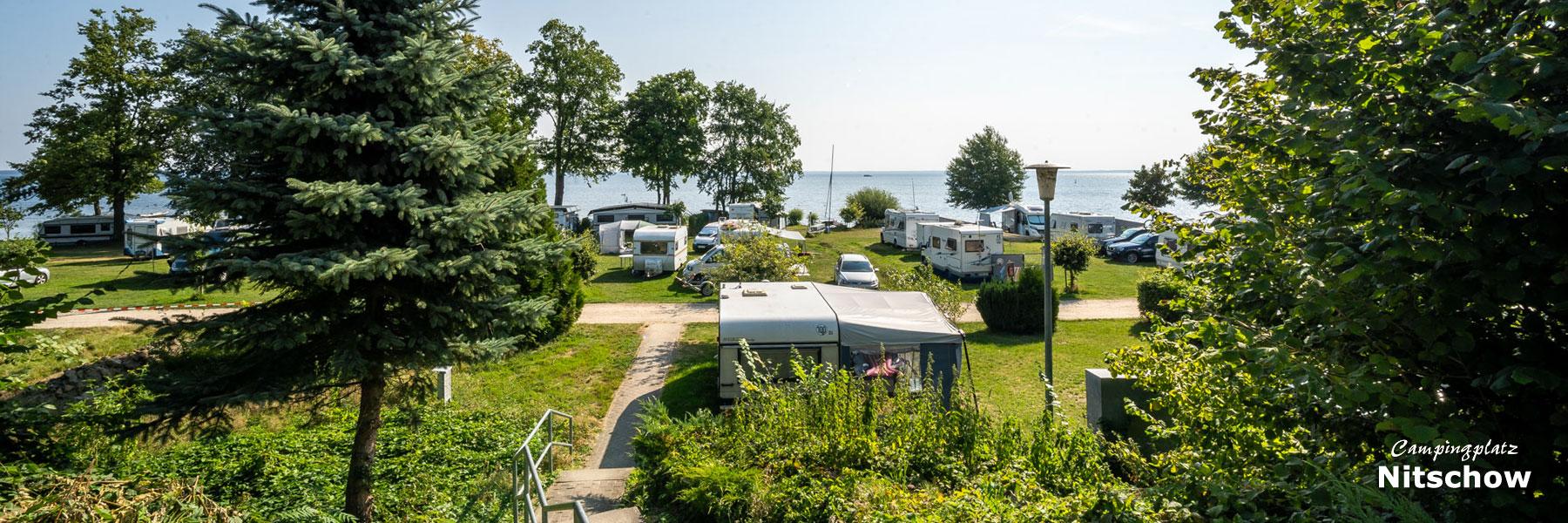 Nitschow-Camping - Müritz-Camp GmbH Gotthun