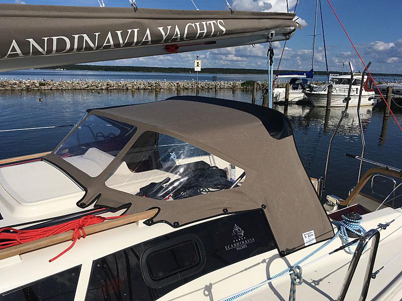 Segelyacht Scandinavia Yachts neu 2020