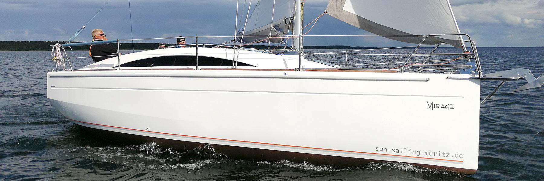 Sedna - Sun Sailing Müritz